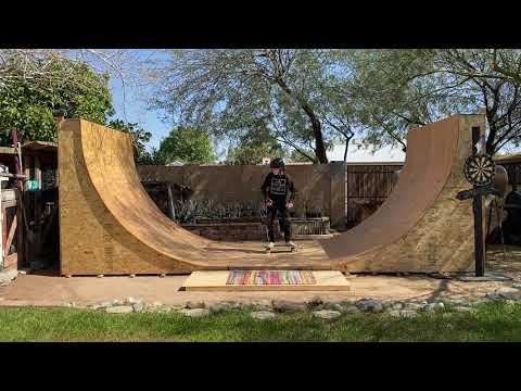 Zeffrey's Scout Skate