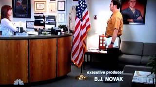 The Office on NBC - The Pledge of Allegiance