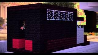 Minecraft сериал  'Чужая война' 4 серия  Minecraft Machinima