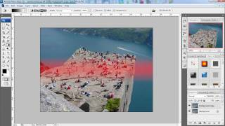Photoshop - Makroeffekt (Norwegian)