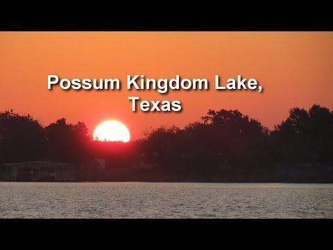 Fishing For Catfish At Possum Kingdom Lake