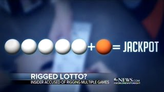 How Come YOU Never Win The Lottery? Because It's RIGGED!
