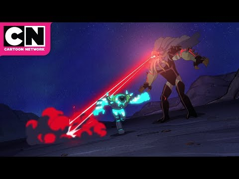 Ben 10 | Shock Rock Battles Vilgax | Cartoon Network