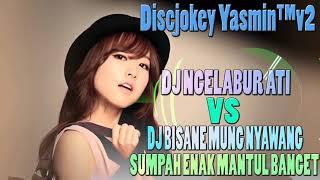 Download lagu DJ NGELABUR LANGIT VS DJ BISANE MUNG NYAWANG - DJ TERBARU 2019