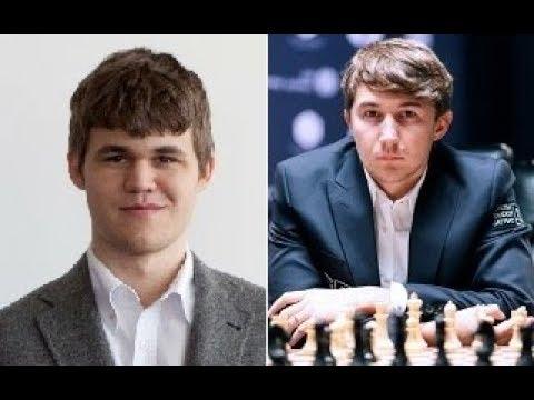 Sinquefield Cup 2018: Carlsen vs Karjakin