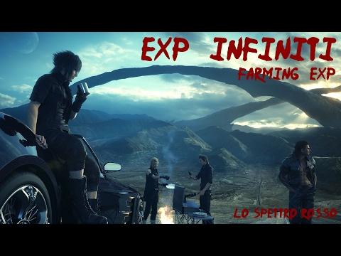 guida: FINAL FANTASY XV - EXP Infiniti - Metodo Definitivo Punti EXP