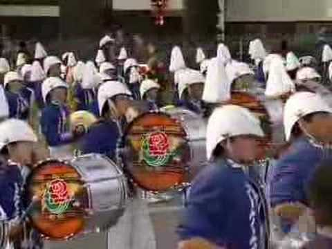 All-Kamehameha Schools Marching Band - 2008 Rose Parade