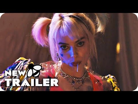 BIRDS OF PREY Teaser Trailer (2020) Harley Quinn Movie