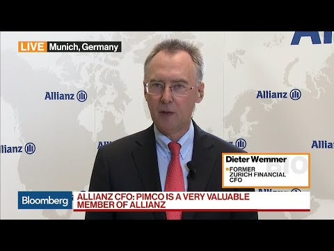 Allianz's CFO on Pimco, M&A, Europe