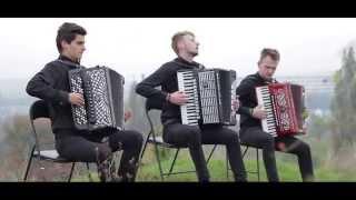 Brian Crain - Wind - Crazy Accordion Trio cover