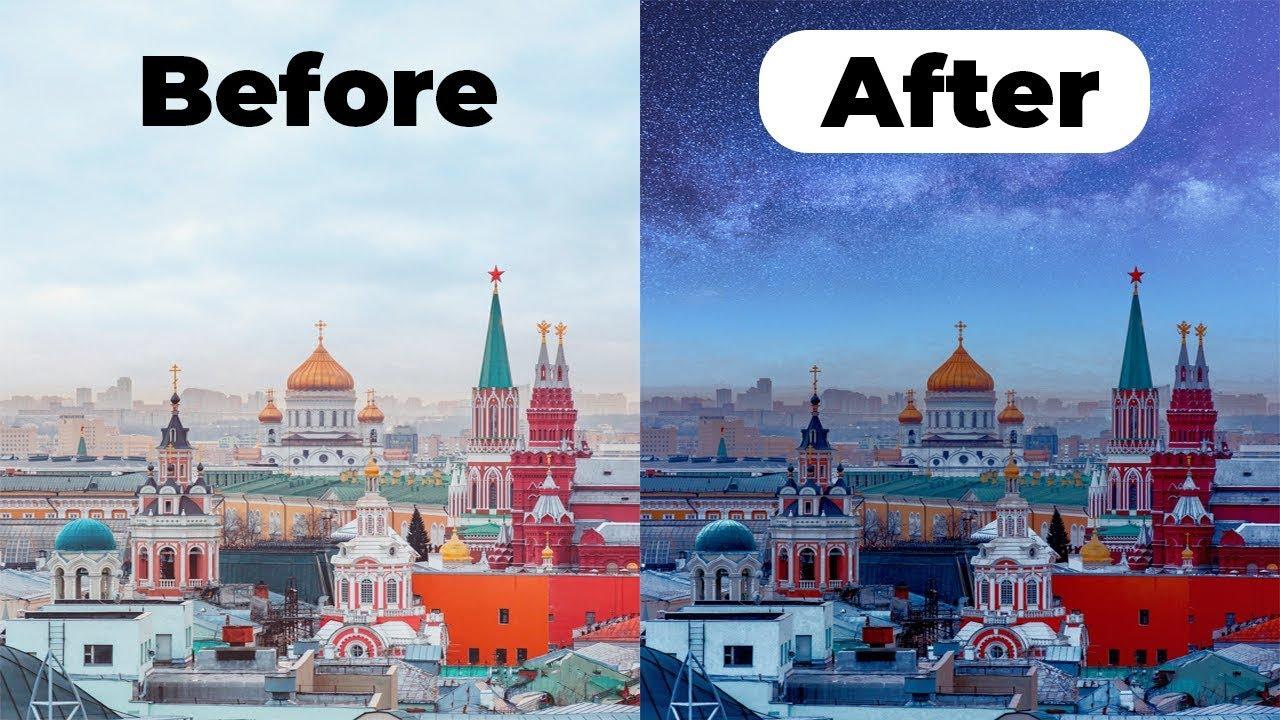 Cách chỉnh sửa ảnh trên điện thoại đẹp như Photoshop (Android & iOS)