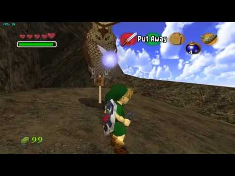 zelda majoras mask gamecube emulator