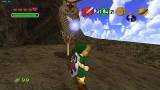 Legend Of Zelda Ocarina Of Time 1080p 30 FPS Texture Pack Dolphin Emulator