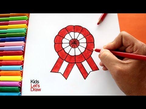 Cómo Dibujar La Escarapela Del Perú Dibujos De Los Símbolos Patrios Perú