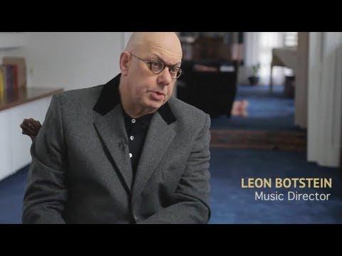 Leon Botstein discusses Bard SummerScape 2018 Opera: Anton Rubinstein