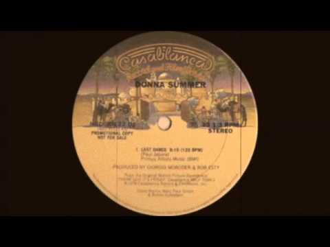 Donna Summer - Last Dance (Original Extended Version) Casablanca Records 1979