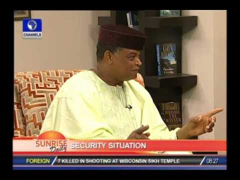 Boko Haram: Expert calls for increased border security - Part 3