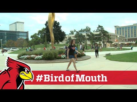 My first week at Illinois State