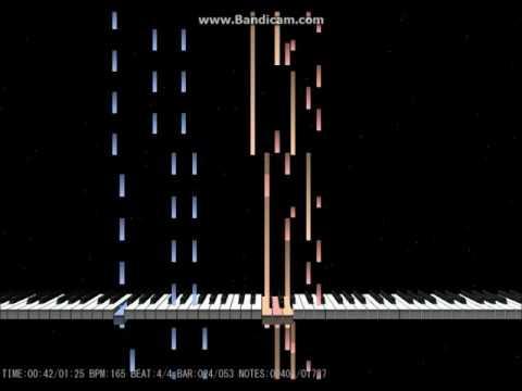 [MIDI・MP3配布有]月時計~ルナ・ダイアル 自作東方短縮アレンジ