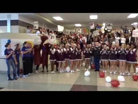 "Uniontown High School 2013 ""RESPECT"" Lip dub video"