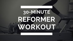 30-Minute Full Body Pilates Reformer Workout