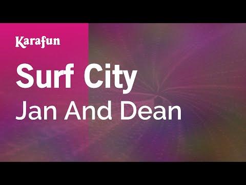 Karaoke Surf City - Jan And Dean *