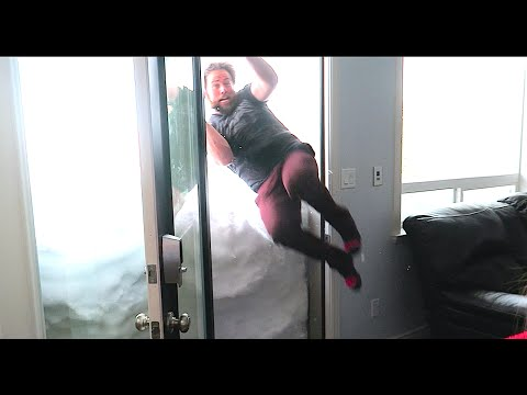 Thumbnail: JUMPING OUT OF THE HOUSE!