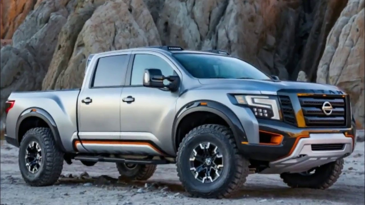 Nissan Titan Diesel Specs >> 2018 Nissan Titan Diesel Review Specs And Horsepower Youtube
