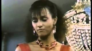 Beautiful Catherine Leprince 1984 Red Dress