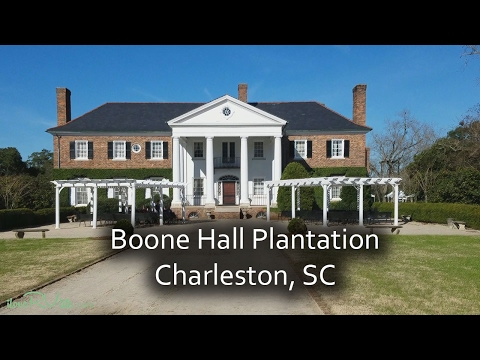 Boone Hall Plantation | Charleston SC