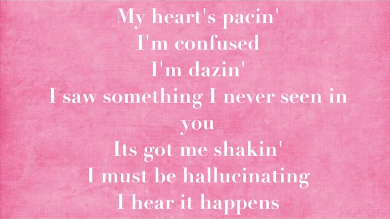 I think i m in love again lyrics