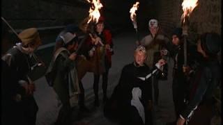 Mercutio, Romeo & Queen Mab