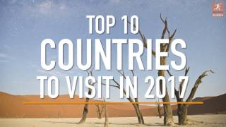 The top 10 countries to visit in 2017 | The Rough Guide to 2017