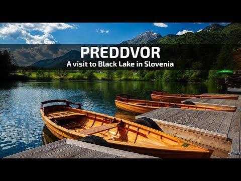 Preddvor - A Visit To Black Lake In Slovenia