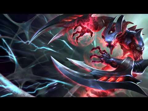 Nocturne Eternum Voice - Português Brasileiro (Brazilian Portuguese) - League of Legends