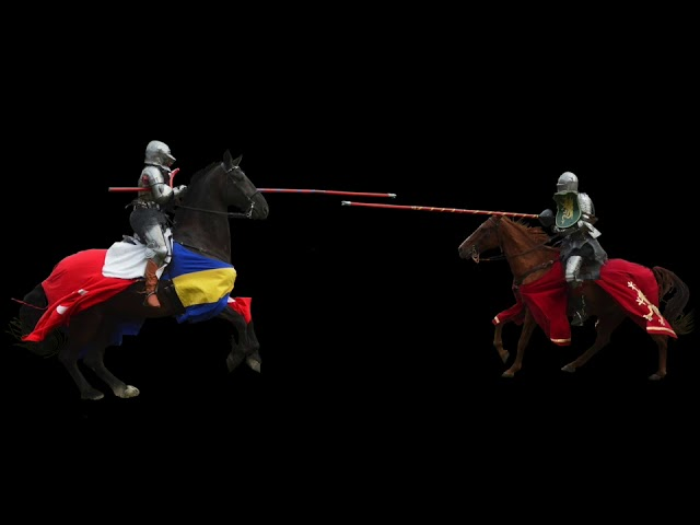 Jousting final