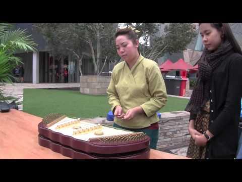 Melbourne Thai Festival 2013 - Musical Performance