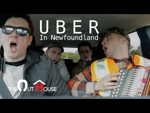 Why Ubers Wouldn't Work in Newfoundland