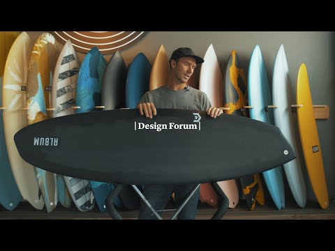 Matt Parker From Album Surfboards Breaks Down The Disaysm Model | Design Forum
