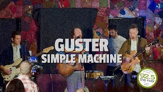 "Guster performs ""Simple Machine"""