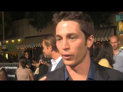 Star Bobby Campo at the Final Destination Premier