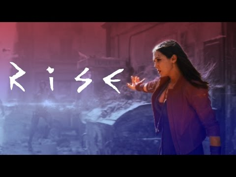Rise (Katy Perry) || Avengers
