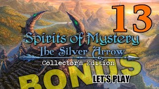 Spirits of Mystery 4: The Silver Arrow CE [13] w/YourGibs - SAVE BABY GRIFFIN - BONUS (2/3)