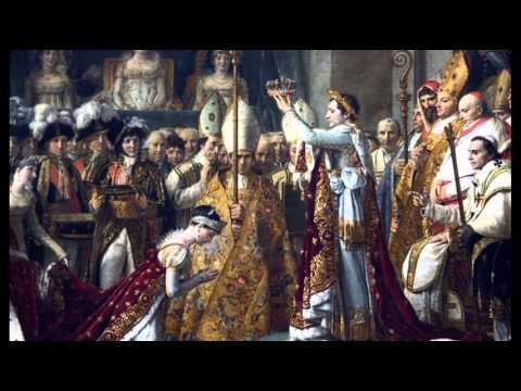 2nd December 1804: Napoleon crowns himelf Emperor of the French