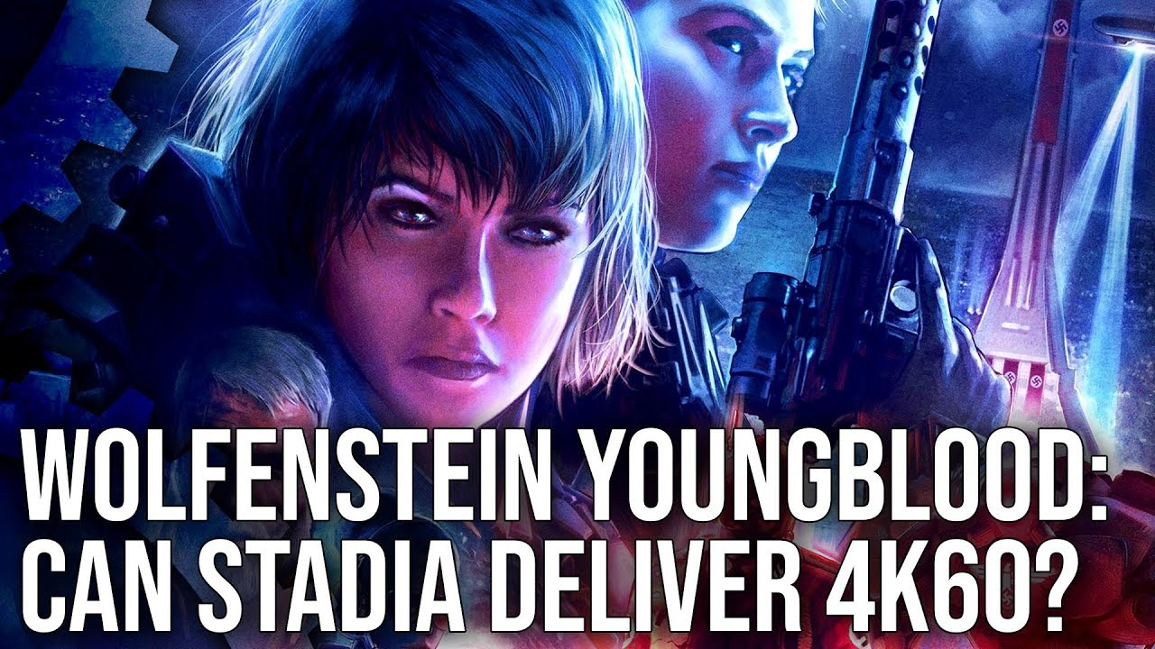Wolfenstein Youngblood Stadia: How Well Can Google Hardware Handle id Tech 6? thumbnail
