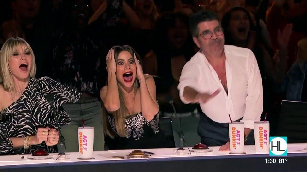Simon Cowell previews America's Got Talent Season 15 | HOUSTON ...