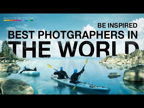 Stop being a BORING PHOTOGRAPHER. Get INSPIRED by the best PHOTOGRAPHERS in the WORLD today