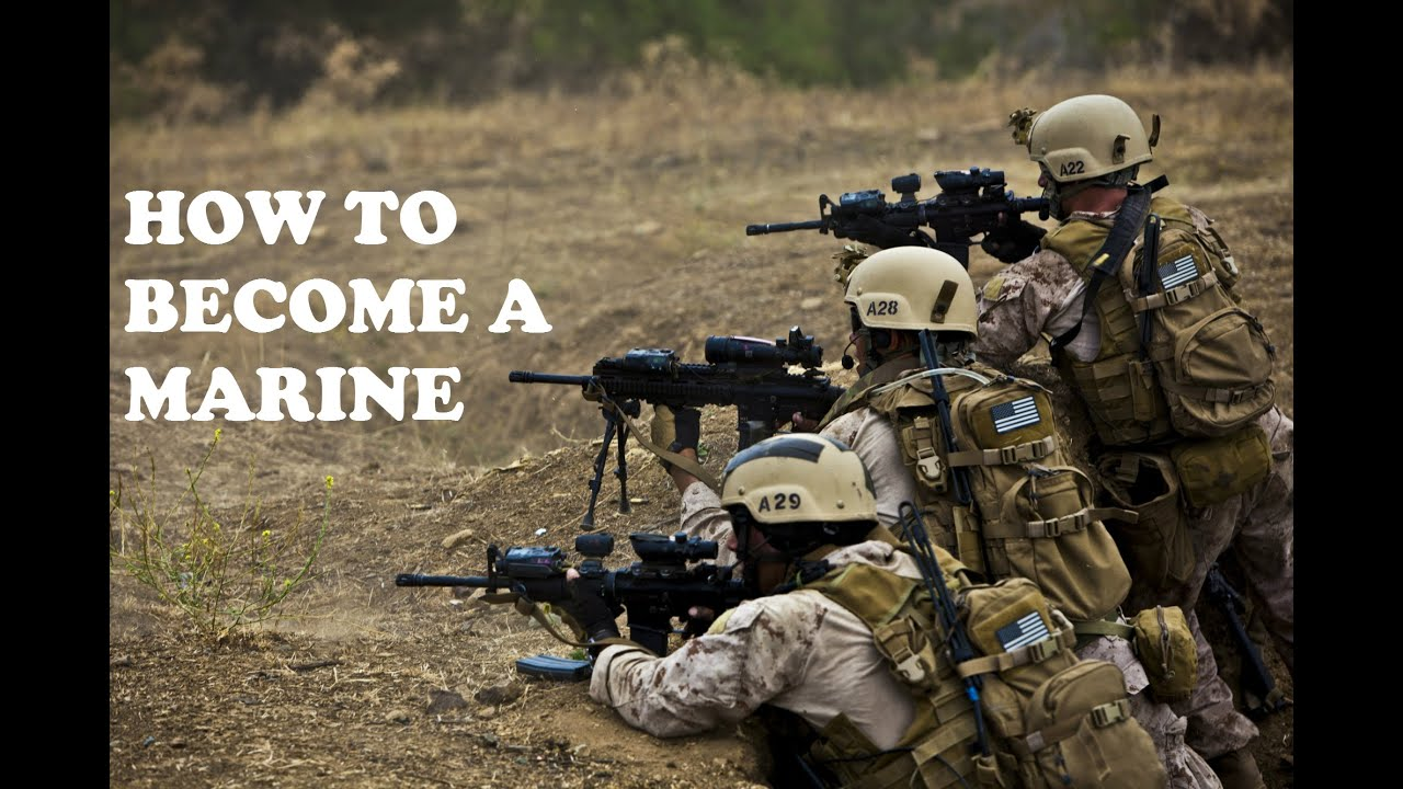 The marine corps training how to become a marine youtube - Becoming a marine officer ...
