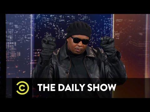 The Daily Show - The Oscars Reach Peak Blackness