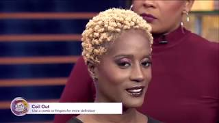 Sister Circle Live | Miko Branch of Miss Jessie's shows us Natural Looks for Fall | TVOne